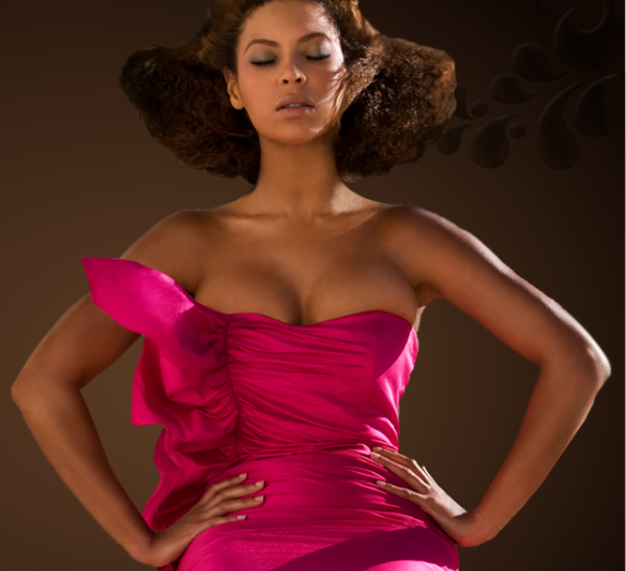 Beyonce Spring/Summer 2010 House of Dereon Collection ...