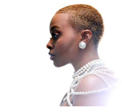 Chrisette Michele new do' hair cut off kinda cute…. see her in her ...