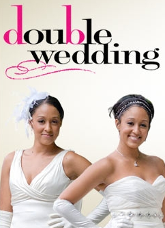 What to watch saturdaydouble wedding starring tia and tamera mowry watch the full lmn original movie double wedding starring tia and tamera mowry twins deanna and danielle warren even though they may look alike junglespirit Image collections
