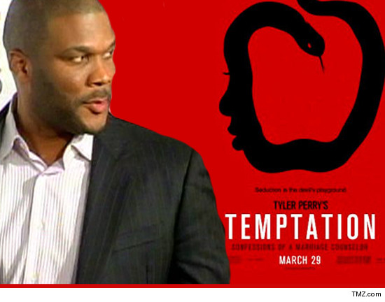 TMZ EXCLUSIVE: Screenwriter Sues Tyler Perry ... Claims Credit For 'Temptation' Movie - top10queen@gmail.com - Gmail